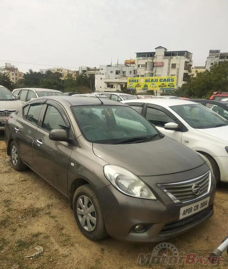 Used Nissan  New Sunny XL Truck