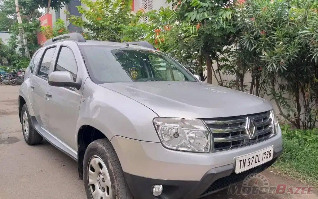 Used Renault  Duster 85PS Diesel RxL Truck