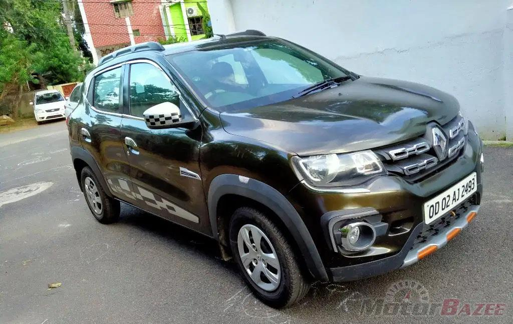 Used Renault  KWID RXT 1.0 AMT Driver Airbag Option Truck