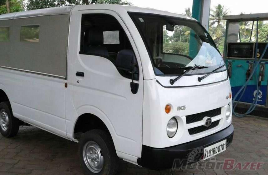 Used Tata  ACE Magic BS-III Truck