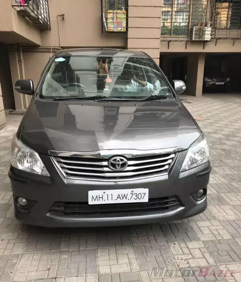 Used Toyota  Fortuner 2WD MT Truck