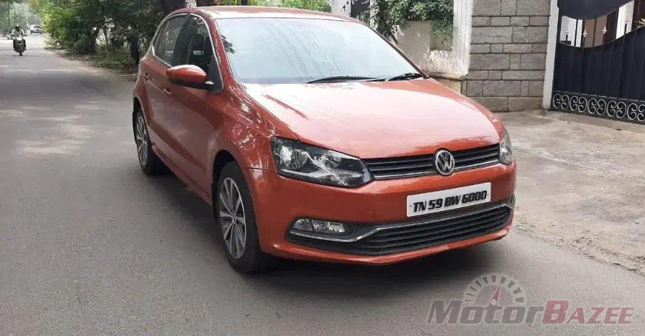 Used Volkswagen  Polo 1.2L Highline (Diesel) Truck