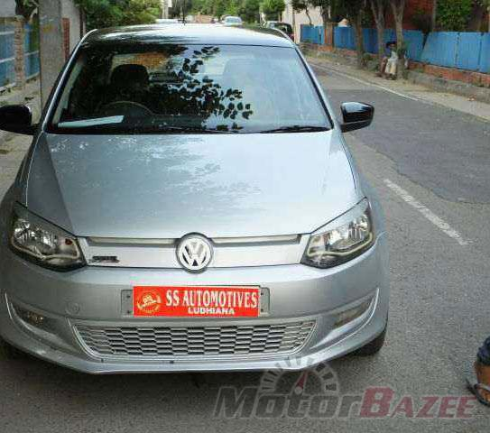 Used Volkswagen  Polo 1.2L Highline (Petrol) Truck