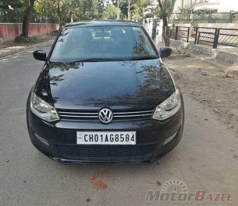 Used Volkswagen  Polo 1.2 MPI Comfortline Truck